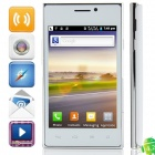 "E615(E15) SC6820 Android 4.2.2 GSM Bar Phone w/ 4.0"", FM and Wi-Fi - White"