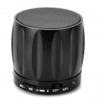 Y-S13E Bluetooth V3.0 Handsfree Speaker w/ Microphone / Mini USB / TF - Black