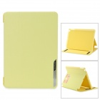 BASEUS Protective Smart PC + PU Leather Holder Case for IPAD AIR - Orange