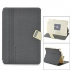 BASEUS Protective PU Leather Holder Case for IPAD MINI 2 - Black