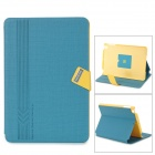 BASEUS Protective Smart PU Leather Holder Case for IPAD MINI 2 - Blue