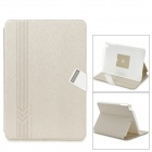 BASEUS Protective Smart PU Leather Holder Case for IPAD MINI 2 - Champagne Gold