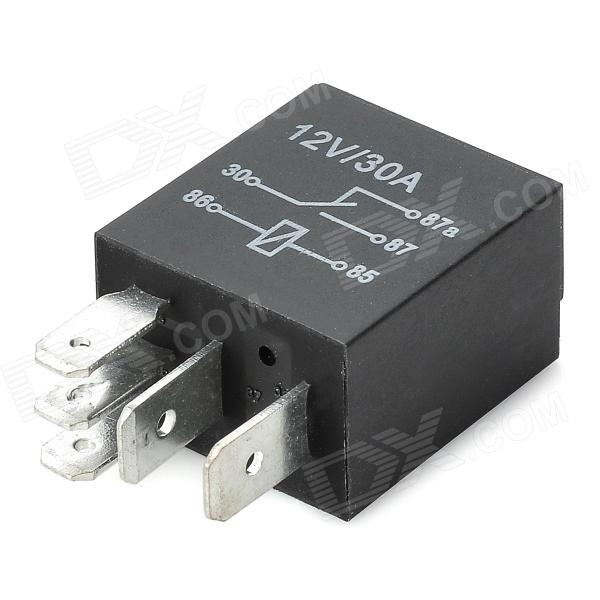 12v 30a 5 Pin Power Relay For Car Ac Air Conditioner