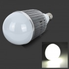 fengyangdengshi 007 E27 15W 480lm 6500K 15-LED White Light Bulb - Silver (12V)
