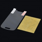 High Quality Fingeravtrykk-Proof PET Matte Screen Protector for Samsung Galaxy S3 Mini i8190 (30pcs)