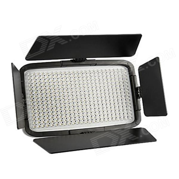 DEBO SDV-360 360-LED 22W 2160 m 5800K kamera Video lys for SLR kameraer-svart