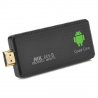 SCISHION MK809 III Android Google Mini PC w/ 2GB RAM / 8GB ROM - Black