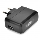 IKKI 5V 2A EU Plug Power Adapter w/ Charging Cable for Samsung Galaxy Note 3 / N9006 + More - Black