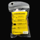Clear ARM Screen Protectors w/ Cleaning Cloths for Samsung S3 Mini / i8190 - Transparent (50 PCS)