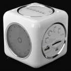 SAYIN SY-320 Multifunctional Radio w/ FM / USB / SD / MP3 - White