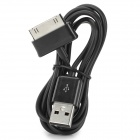 30-Pin Male to USB Male Data Charging Cable for Samsung Galaxy Note 10.1 N8000 / N5100 (2 PCS)