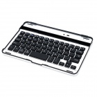 Y-iPadJP Bluetooth V3.0 Lightweight Waterproof Rechargeable 59-Key Keyboard for IPAD Mini