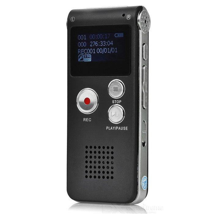 THCHI CM-11 Rechargeable Digital Voice Recorder MP3 Player - Gray (8GB) толстовка sabellino sabellino mp002xw13jnc