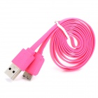 USB 3.0 to Micro USB 3.0 B-Type 9-pin Charging/Data Sync Cable for Samsung Note 3 N9000 - Deep Pinnk