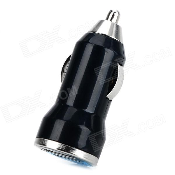 Dual USB Car Cigarette Lighter Charger + USB to Micro USB Cable for Cellphone / Tablet PC (1m)