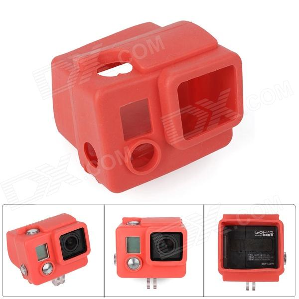 Fat Cat C-CS3+ High Quality Silicone Protective Case for Gopro Hero3+ / Hero3 Plus