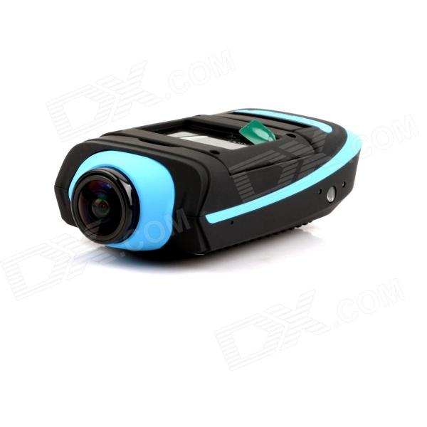 PANNOVO 1.5 LCD 12.0 MP CMOS 1080P HD 170 Degree Waterproof Sports Camera w/ IR Remote - DXSport Cameras<br>1.SOS 2.Image Rotation function 3.GPS : When set GPS option ON in the menu and input GPS when the camera get the signal the green GPS icon light up in the screen. 4.IR remote controller 5.1.5 inch TFT screen 270 degree rotation 6.WDR function When it is overexposure or underexposure WDR makes the image clearer. 7. G-Sensor Camera will save videos as undeletable files when gravity acceleration any accident happens. It can be set off Low sensitivity Medium sensitivity High sensitivity in Video Menu.<br>