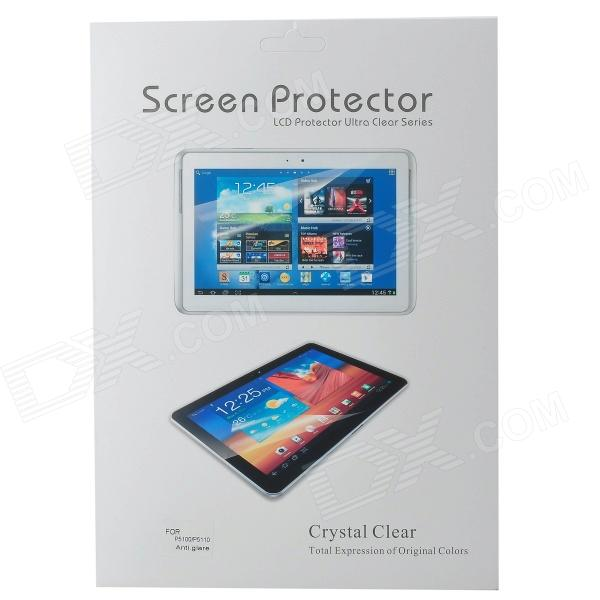 Protective ARM Matte Screen Protector Guard Film for Samsung Galaxy Tab 2 P5100 / P5110 (5 PCS)
