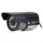 800TVL1/4 CMOS IR-CUT(Day and night switching function) Outdoor waterproof infrared camera YS-806CDB