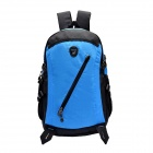 Universal Outdoor Travel Backpack - Blue + Black