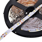 36W 1200lm 3500K 300 x SMD 3528 LED chaud Décoration bande blanche Light Car - (12V / 5m)