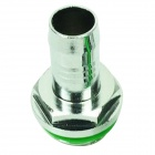 WT-041 G1/4 Thread 2-pagoda Head Cooling System Joint - Silver + Green