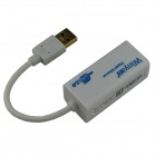 Winyao USB1000T USB 3.0 to RJ45 Ethernet Adapter Network Card - White