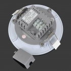 Ultra-Slim 5W 400lm 3000K 25-SMD 2835 LED Warm White Ceiling Light (85~265V)