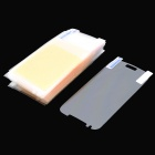 High Quality Anti-Fingerprint ARM Screen Protector for Samsung Galaxy S4 i9500 - Transparent (30PCS)