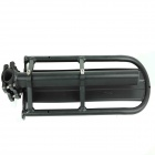 Replacement Stainless Steel Bicycle Carrier Rack - Black