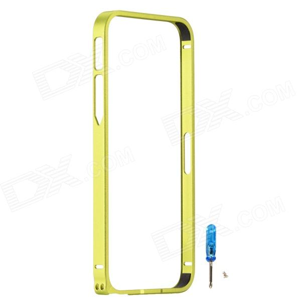Zomgo Fashionable Metal Protective Bumper Frame for Iphone 5 / 5s - Green bluetooth гарнитура jabra motion uc ms 6630 900 301 серый 6630 900 301