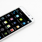 "KICCY H9008 MTK6592 Octa -Core Android 4.2 WCDMA Bar Phone w / 6,0 "" , 2 Go de RAM , 16 Go ROM - Blanc"