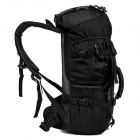 LKLR 423 Outdoor Mountaineer à dos en nylon - noir (38L)