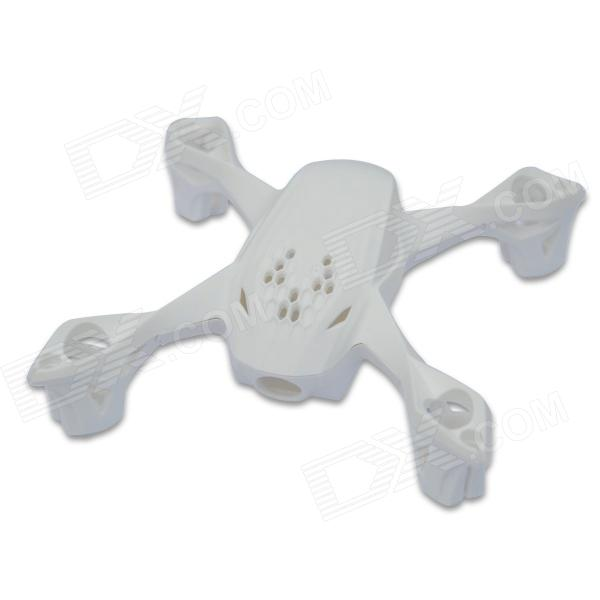 Hubsan H107D-A01 Body Shell for X4 H107D FPV RC Quadcopter - White hubsan h107d 4ch rc quadcopter