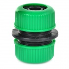 Repairing ABS Water Pipe Connector / Adapter - Grass Green