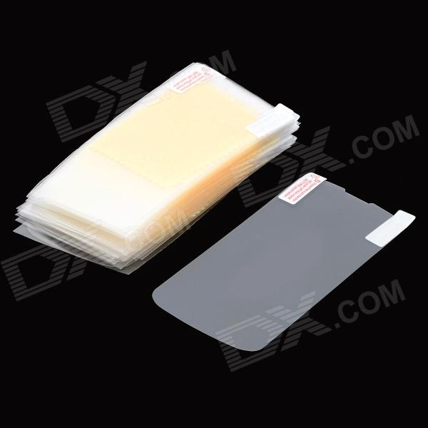 High Quality Anti-Fingerprint PET Screen Protector for LG NEXUS 4 / E960 (30PCS) high quality pet screen protector for lg nexus 5 transparent 30pcs