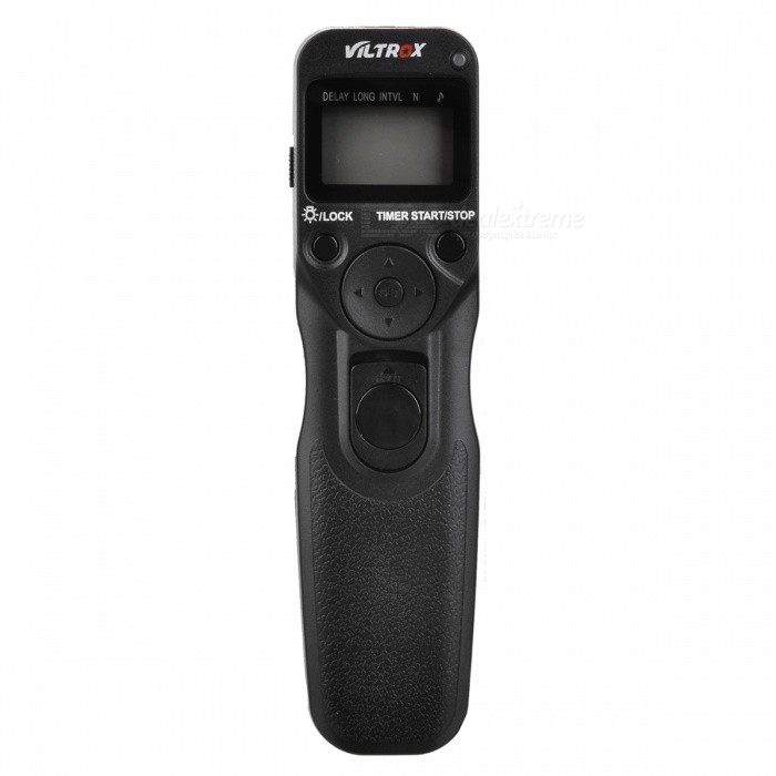 Viltrox MC-P1 1.2 LCD Digital Timer Remote Control for Panasonic G10 / G2 / GF1 / GH1 / G1 / FZ-50 until you