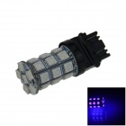 3157 / 3156 6W 300lm 27 x SMD 5050 LED Blue Car Steering / Brake / Backup / Tail Lamp - (12V)