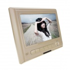 "Joyous J-6618 9"" Car Headrest DVD Player with FM / IR Transmission, Games, AV-In/Out Function"