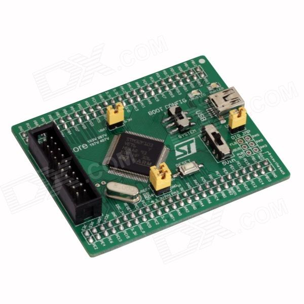 Core103V STM32F103VET6 STM32F103 STM32 ARM Cortex-M3Development Core Board with Full IO Expanders stm32f103vet6 core board stm32 development board arm 51 avr microcontroller development board without battery