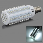 "3W ""180lm"" 6500K 67 x F5 Straw Hat LED White Corn Light Lamp - White (AC 220V)"