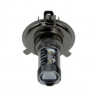 H4 60W 500lm 12-LED White Light Car Foglight / Farol / Luz da cauda - (12 ~ 24V)
