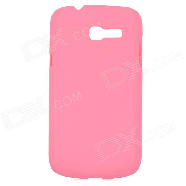 Protective ABS Matte Back Case for Samsung Galaxy Trend Lite S7390 / S7932 - Pink