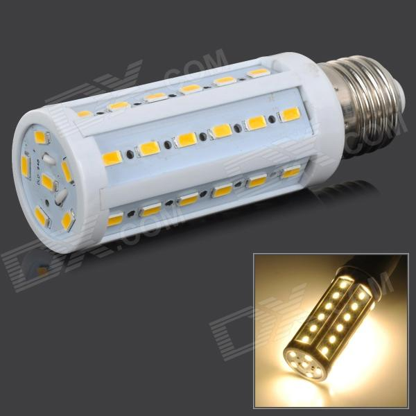 35% OFF E27 8W 1260lm LED Warm White Light Lamp, Only $4.73 + Free Shipping by DealExtreme