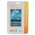 Protective Clear Screen Protector Film for Samsung Galaxy Note 8.0 GT-N5100 - Transparent (5 PCS)