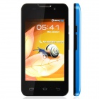 "MX2 3.5"" Capacitive Touch Screen Android 2.3 Bar Phone w/ Bluetooth / Camera - Blue + Black"