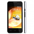 "MX2 3.5 ""kapazitiver Touch Screen Android 2.3 Bar Telefon w / Bluetooth / Kamera - White + Black"