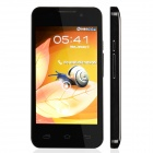 "MX2 3.5"" Capacitive Touch Screen Android 2.3 Bar Phone w/ Bluetooth / Camera - Black"