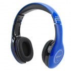 Feinier PE-150 Headband Headphone w/ Microphone - Blue + Black