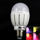 KINFIRE K6W E27 6W 400lm LED RGB / White RGBW Light Bulb w/ Touch Remote Controller - (85~265)